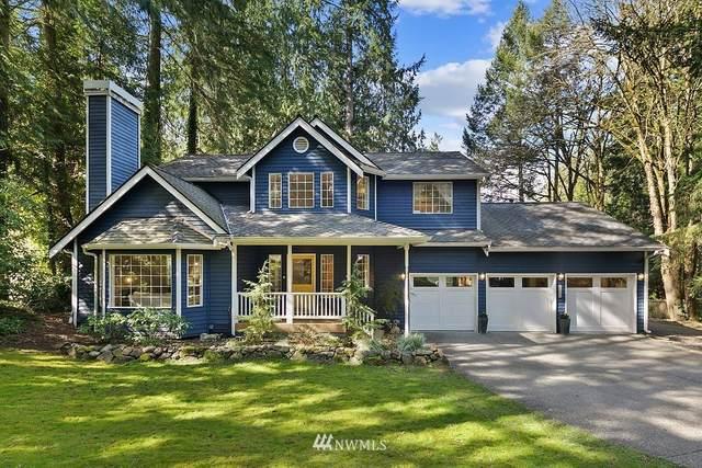 2521 E Beaver Lake Drive SE, Sammamish, WA 98075 (#1744140) :: Urban Seattle Broker