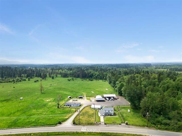13311 Bald Hill Road SE, Yelm, WA 98597 (#1744234) :: Icon Real Estate Group