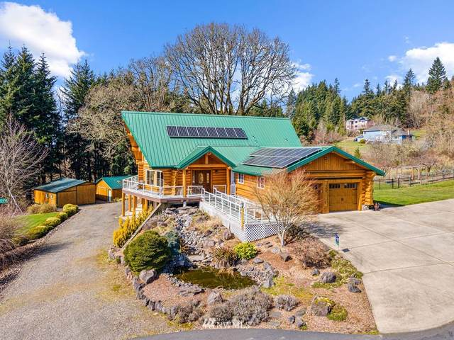 160 Sundown Drive, Woodland, WA 98674 (#1744385) :: Ben Kinney Real Estate Team