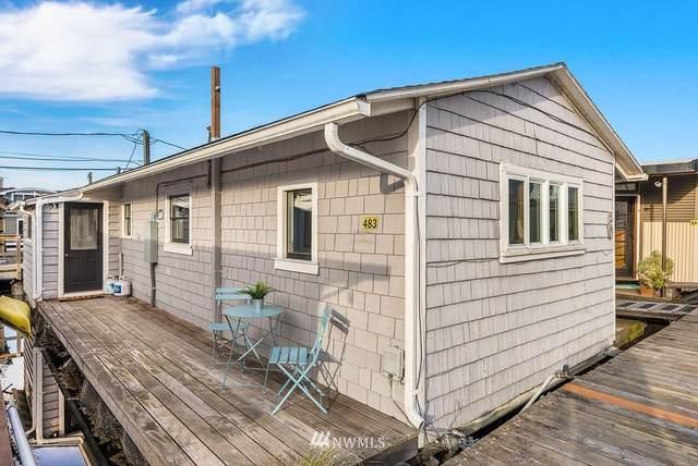 2818 Boyer Avenue E #6, Seattle, WA 98102 (MLS #1744475) :: Brantley Christianson Real Estate
