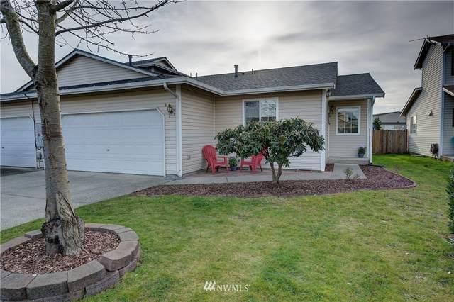 16602 40th Avenue NE B, Arlington, WA 98223 (#1745181) :: M4 Real Estate Group