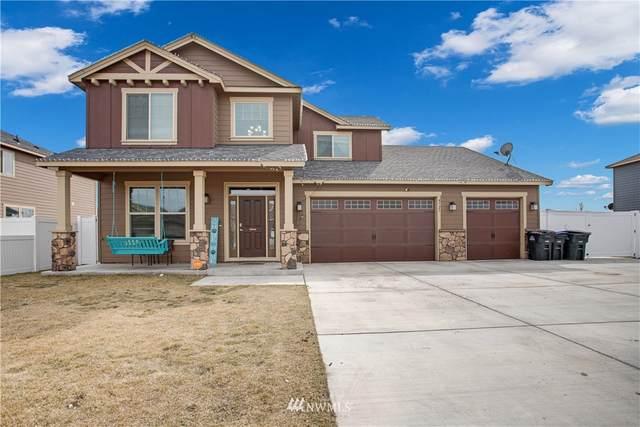 4721 N Tanager Street, Moses Lake, WA 98837 (#1745196) :: Better Properties Real Estate