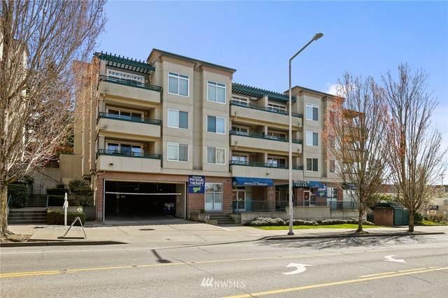8750 Greenwood Avenue N S203, Seattle, WA 98103 (#1745348) :: M4 Real Estate Group