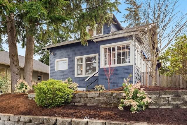 331 NW 76th Street, Seattle, WA 98117 (#1745383) :: Urban Seattle Broker