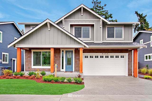 2859 SE 16th (Lot 47) Street, North Bend, WA 98045 (#1745480) :: Urban Seattle Broker