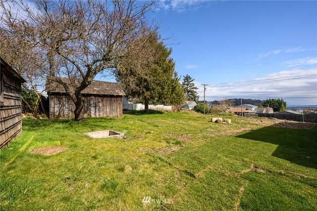 0 M Avenue, Anacortes, WA 98221 (#1745606) :: Ben Kinney Real Estate Team