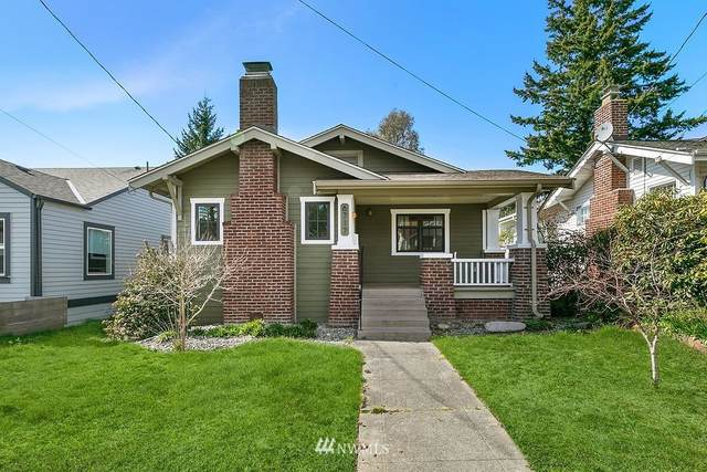 6717 Fauntleroy Way SW, Seattle, WA 98136 (#1745666) :: Better Properties Real Estate