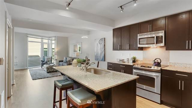 699 John Street #607, Seattle, WA 98109 (MLS #1745696) :: Brantley Christianson Real Estate