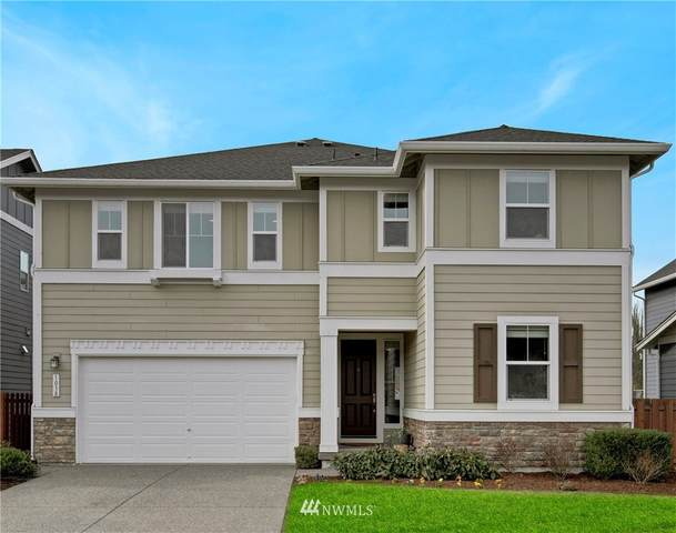 1038 SE 10th Street, North Bend, WA 98045 (#1745706) :: Shook Home Group
