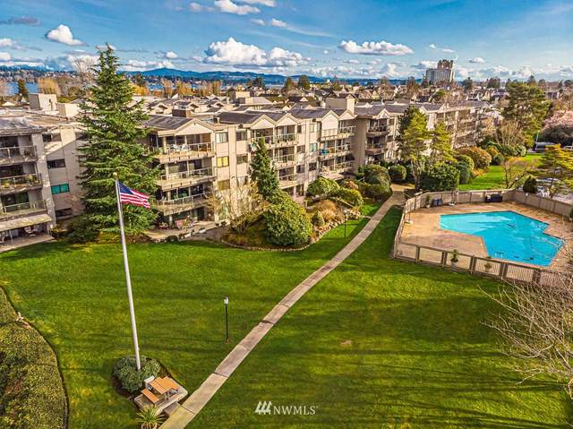2501 Canterbury Lane E #412, Seattle, WA 98112 (#1745841) :: M4 Real Estate Group