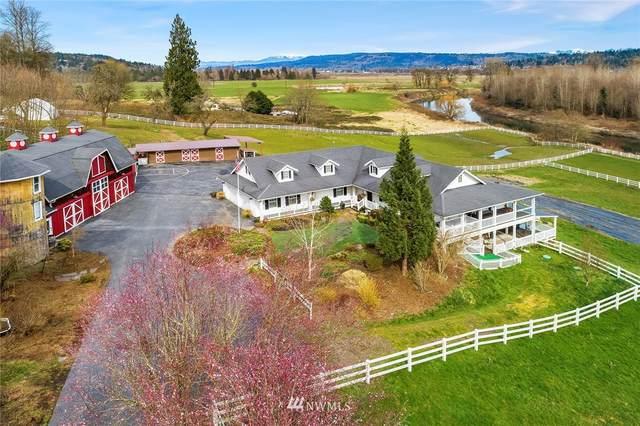 14120 W Snoqualmie Valley Road NE, Duvall, WA 98019 (MLS #1745887) :: Brantley Christianson Real Estate