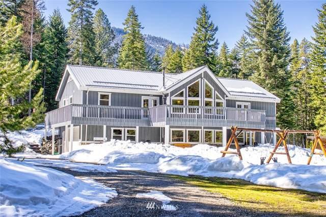 1251 Timber Mountain Loop, Cle Elum, WA 98922 (MLS #1745971) :: Nick McLean Real Estate Group