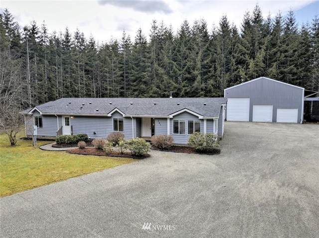 341 W Lake Nahwatzel Drive, Shelton, WA 98584 (MLS #1746186) :: Brantley Christianson Real Estate