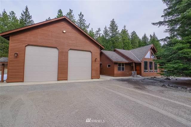 21 Red Cedar Drive, Ronald, WA 98940 (#1746229) :: Costello Team
