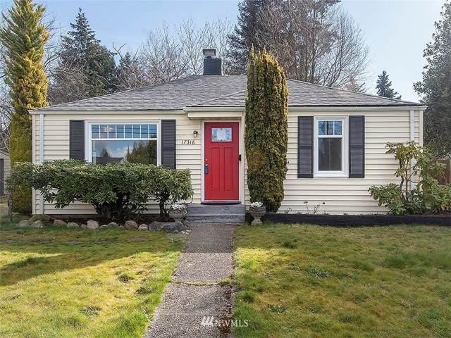 17316 34th Avenue S, SeaTac, WA 98188 (MLS #1746257) :: Brantley Christianson Real Estate