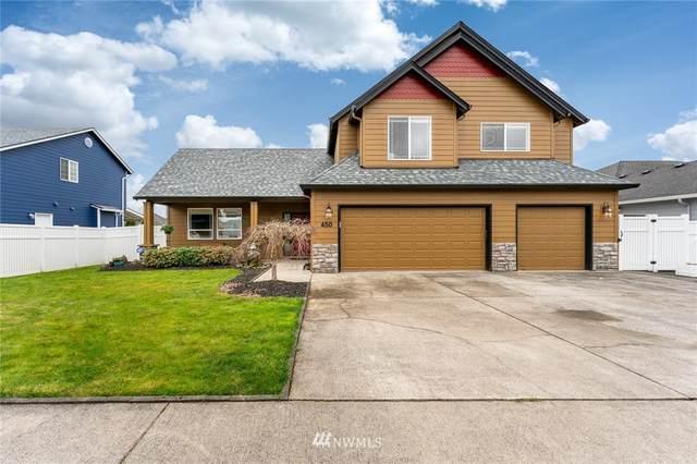 450 E 13th Street, La Center, WA 98629 (#1746349) :: Better Properties Real Estate