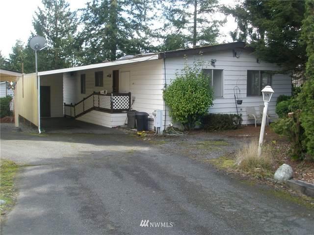 13320 Highway 99 #171, Everett, WA 98204 (#1746357) :: Ben Kinney Real Estate Team