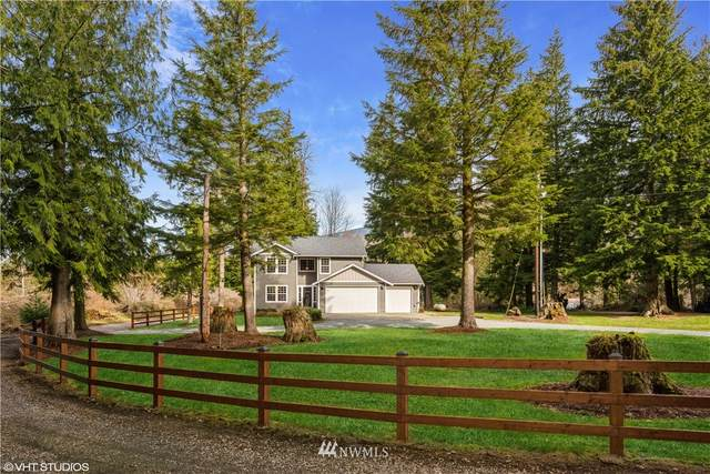 18302 437th Drive SE, Gold Bar, WA 98251 (MLS #1746362) :: Brantley Christianson Real Estate