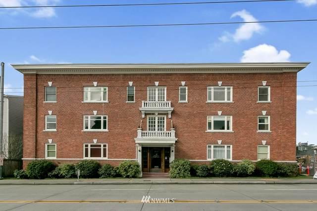 4725 15th Avenue NE #27, Seattle, WA 98105 (#1746506) :: Costello Team