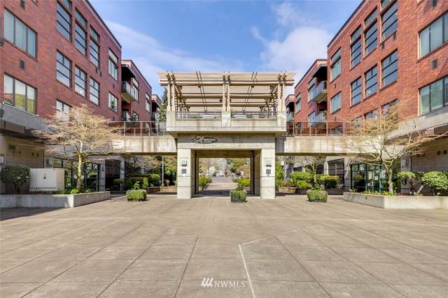 300 W 8th Street #412, Vancouver, WA 98660 (#1746644) :: Northwest Home Team Realty, LLC