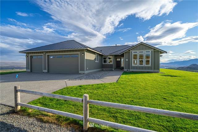 251 Plata Road, Brewster, WA 98812 (#1746667) :: Front Street Realty