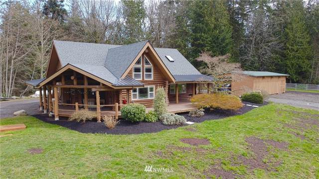 5175 Paradise Bay Road, Port Ludlow, WA 98365 (#1746691) :: The Original Penny Team