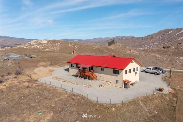 50 Barn Dance Drive, Methow, WA 98834 (MLS #1746731) :: Brantley Christianson Real Estate