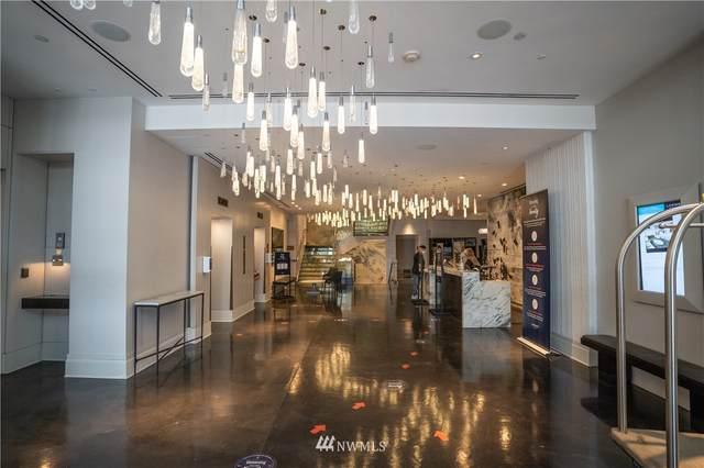 1000 1st Avenue #1603, Seattle, WA 98104 (#1746756) :: Pickett Street Properties