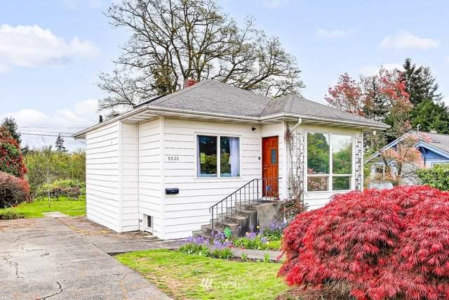 8826 30th Avenue SW, Seattle, WA 98126 (#1746817) :: Provost Team | Coldwell Banker Walla Walla