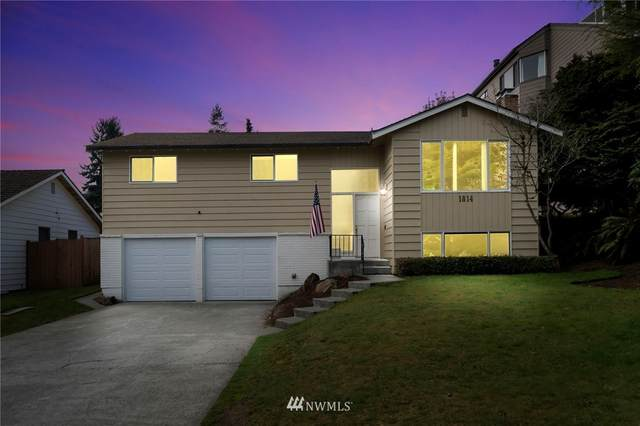 1814 Dull Place, Everett, WA 98203 (MLS #1746838) :: Brantley Christianson Real Estate
