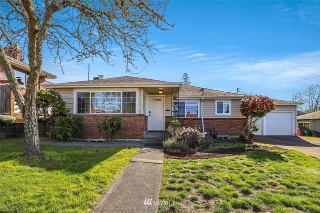 4203 NW Lavina Street, Vancouver, WA 98660 (#1746954) :: Ben Kinney Real Estate Team