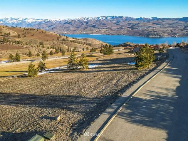 320 Paintbrush Road, Chelan, WA 98816 (MLS #1746992) :: Brantley Christianson Real Estate