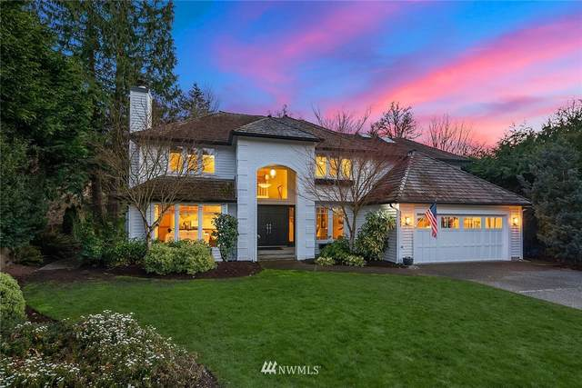 15137 SE 66th Street, Bellevue, WA 98006 (#1746993) :: M4 Real Estate Group
