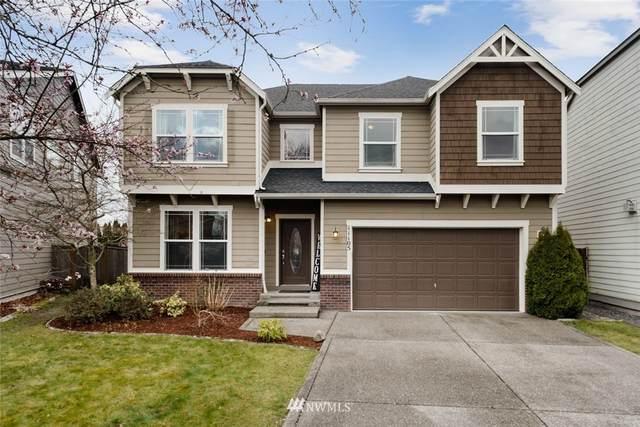 11105 185th Street E, Puyallup, WA 98374 (#1747134) :: M4 Real Estate Group