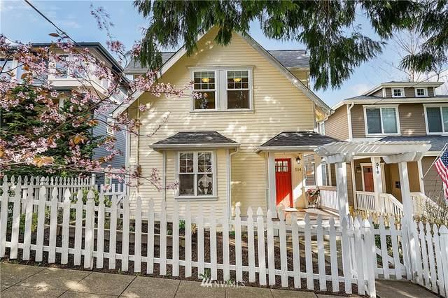 514 N 74th Street, Seattle, WA 98103 (#1747147) :: Urban Seattle Broker