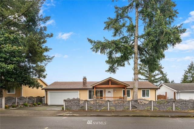 11817 SE 254th St, Kent, WA 98030 (#1747216) :: My Puget Sound Homes