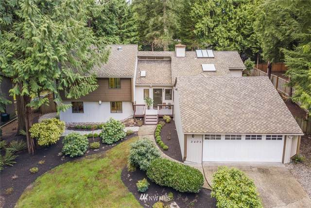 3405 211th Avenue NE, Sammamish, WA 98074 (#1747222) :: Costello Team