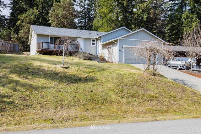 821 NE Larson Lake Road, Belfair, WA 98528 (#1747228) :: TRI STAR Team | RE/MAX NW