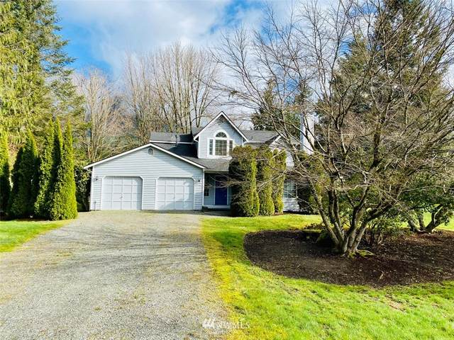 44402 SE 142nd Place, North Bend, WA 98045 (#1747276) :: Better Properties Real Estate