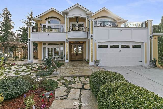 4202 120th Avenue SE, Bellevue, WA 98006 (#1747352) :: Better Properties Real Estate