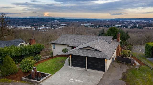 7603 S 135th Street, Seattle, WA 98178 (#1747500) :: NextHome South Sound