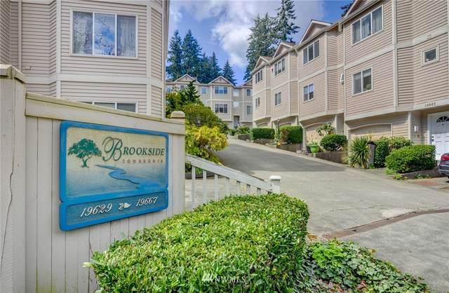 19641 15th Avenue NE #6, Shoreline, WA 98155 (#1747505) :: Better Properties Real Estate