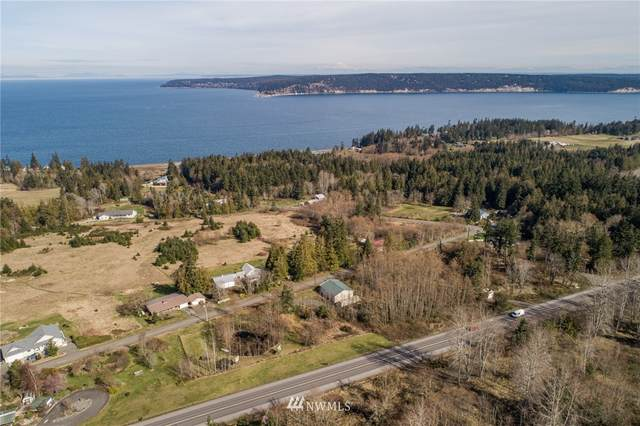 0 Highway 101 @ Gardiner Road, Sequim, WA 98382 (#1747507) :: Costello Team