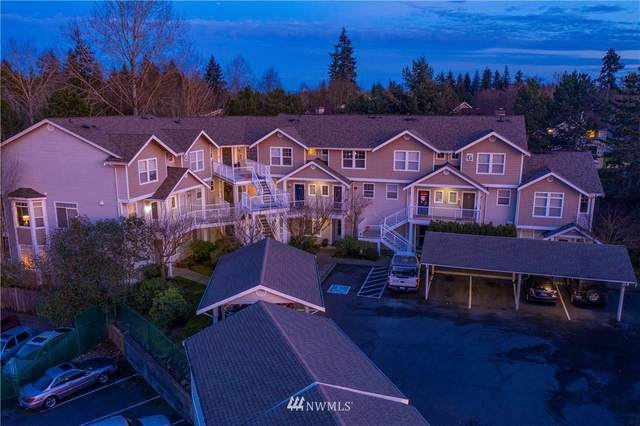 5400 Harbour Pointe Boulevard G101, Mukilteo, WA 98275 (#1747509) :: Ben Kinney Real Estate Team