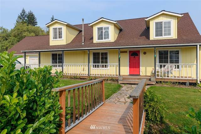 41 Lewis Road, Port Angeles, WA 98362 (#1747663) :: NextHome South Sound