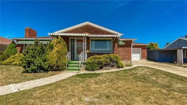 205 E 6th, Lind, WA 99341 (#1747681) :: NW Home Experts