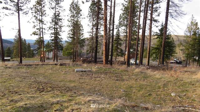 600 Morrison Canyon Road, Cle Elum, WA 98922 (MLS #1747799) :: Brantley Christianson Real Estate