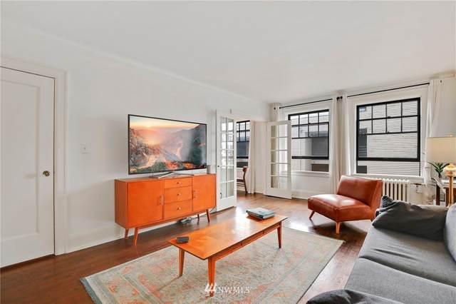 321 Boylston Avenue E #405, Seattle, WA 98102 (MLS #1747805) :: Brantley Christianson Real Estate