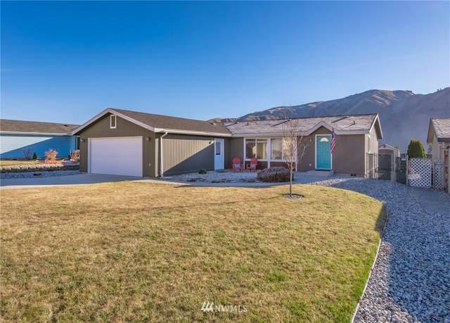 14609 Diamond Avenue, Entiat, WA 98822 (#1747826) :: Northwest Home Team Realty, LLC