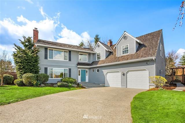 17422 SE 46th Place, Bellevue, WA 98006 (#1747850) :: Costello Team